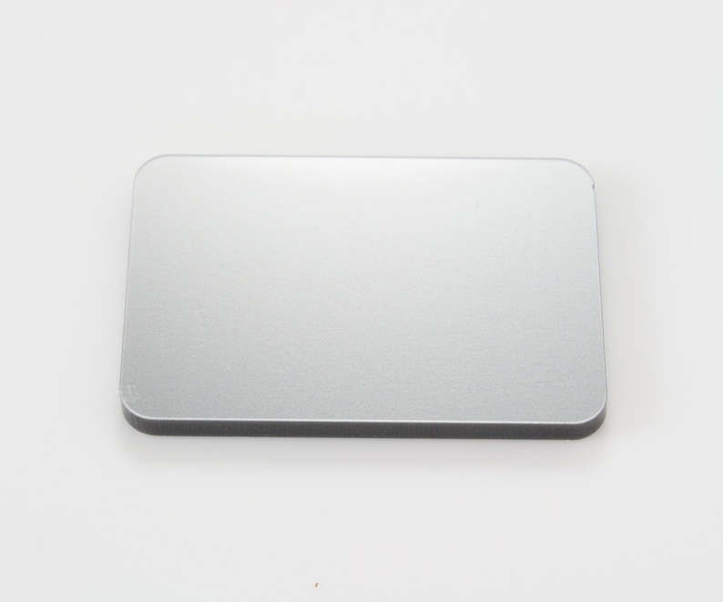 Silver Acrylic Sheet 3mm in A5, A4, A3, 100mm to 600mm Sheets