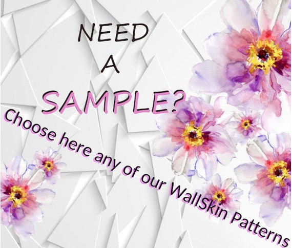 Sample Order Wallpapers 3d Wall Sticker Decor Sample Wall Mural Sample Exclusive Design Photo Wallpaper