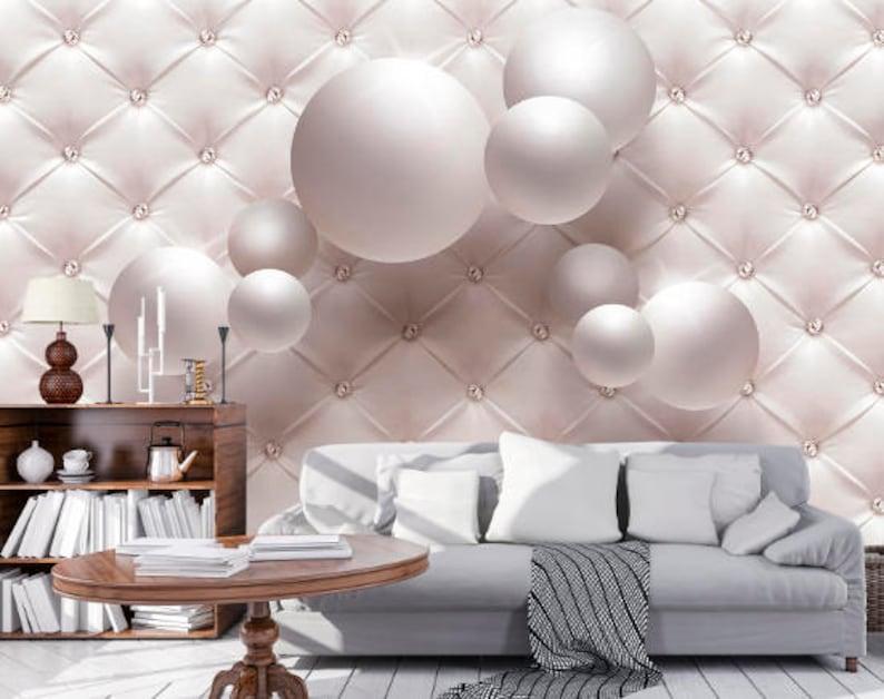 Top 3D Wallpaper 3D Wand Aufkleber Wand Stoff-Wand-Dekor schälen   Etsy KF69