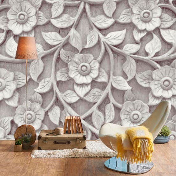 3d Flower Wallpaper 3d Wall Sticker Wall Decor Peel And Stick Wallpaper 3d Wall Mural Self Adhesive Exclusive Design 3d Photo Wallpaper