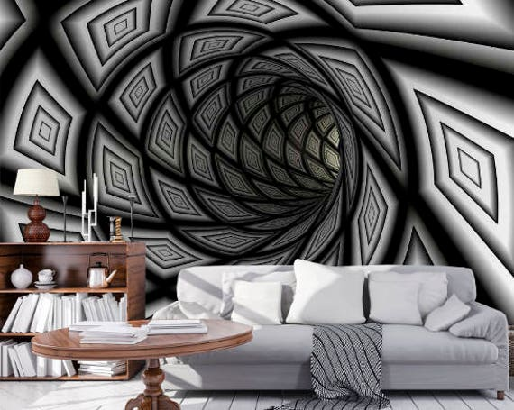 3D White Spiderweb Wallpaper 3D Wall Sticker Wall decor 3D Wooden Background Wall Mural Self Adhesive Exclusive Design 3D Photo Wallpaper