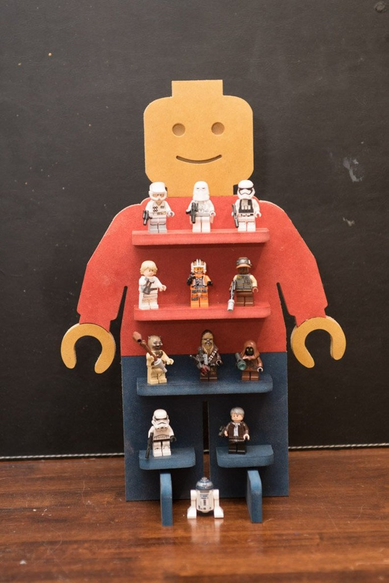 Small Legoman Minifig Display image 0