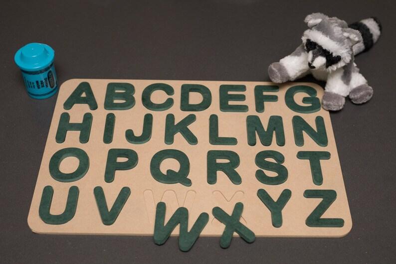 Alphabet Puzzle image 0