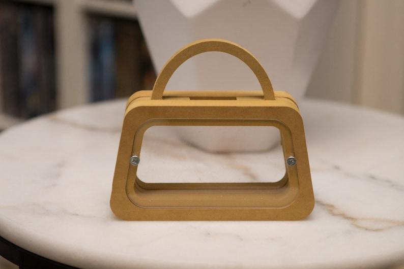 Mini Handbag Money Box image 0