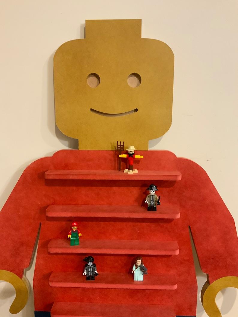 Large Legoman Minifig Display image 0