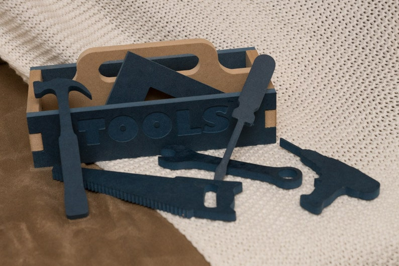 Toy Tool Box image 0