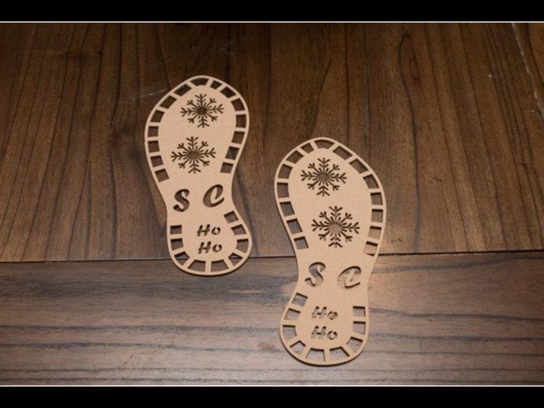 Santa Feet image 0