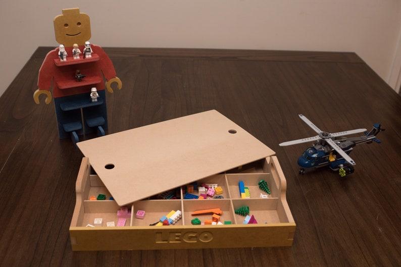 Large Lego Storage Box / Sorter Tray image 0