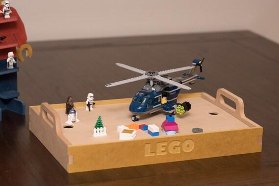 Large Lego Storage Box Sorter Tray Etsy