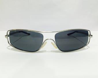 4f244a29a39 Fendi SL 7281 Col.579 Vintage sunglasses 90 s Glamorous Designer Eyewear