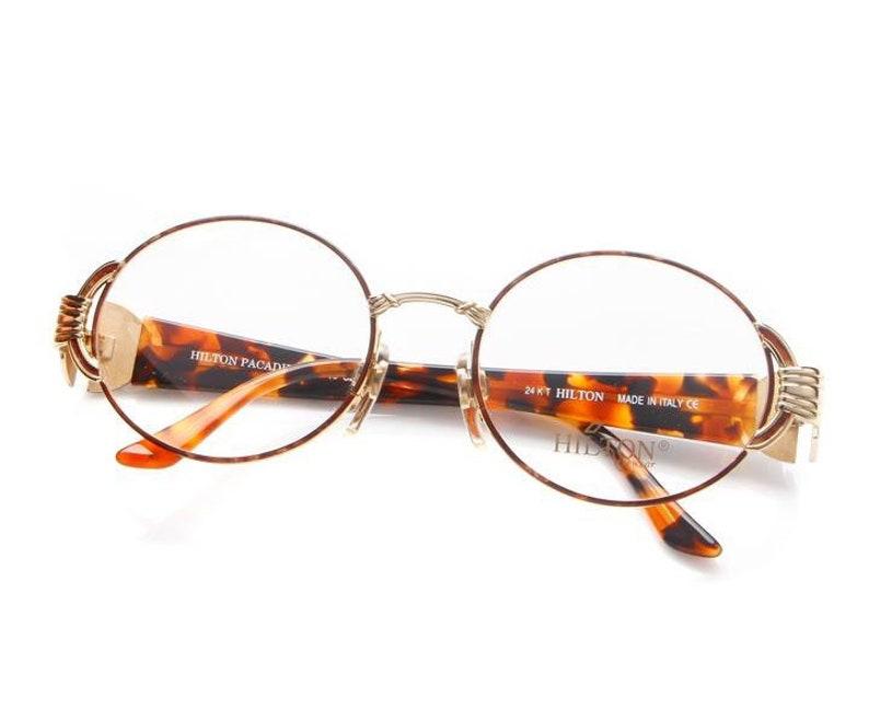 ad81efa8e90 Vintage Hilton Picadilly F 985 C2 24KT Eyeglasses Sunglasses