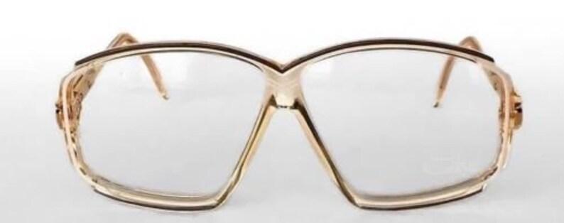 4eddd88edf2 80 s Vintage Cazal 153 Designer Optical Frame Eyewear