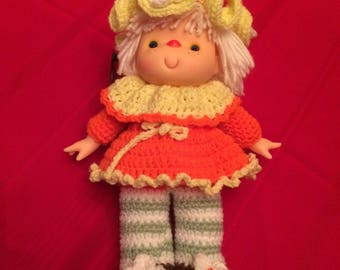 Orange Blossom Doll Pattern