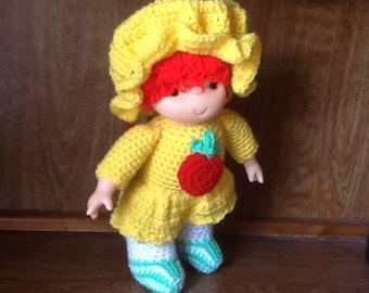 Apple Dumpling Doll