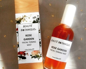 ROSE GARDEN - Botanical Hydro-Tonic Facial Mist