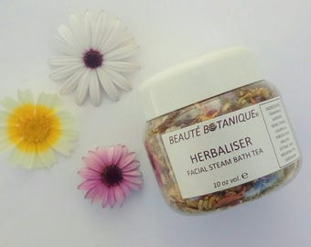 HERBALISER - Deep Cleansing and Purifying Facial Steam