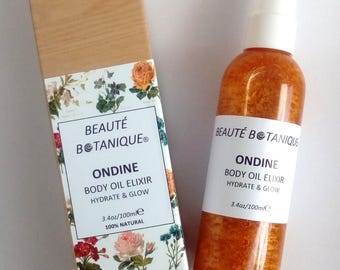 ONDINE - Radiant Body Oil Elixir
