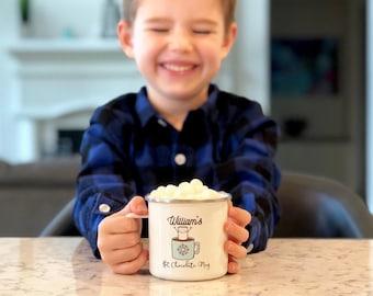 Personalized Hot Chocolate Campfire Mug