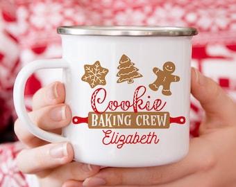 Gift for Kids - Kid Hot Chocolate Mug - Christmas Mug - Hot Cocoa Mug - Child Mug - Gift for Grandkids - Holiday Decor - Mugs