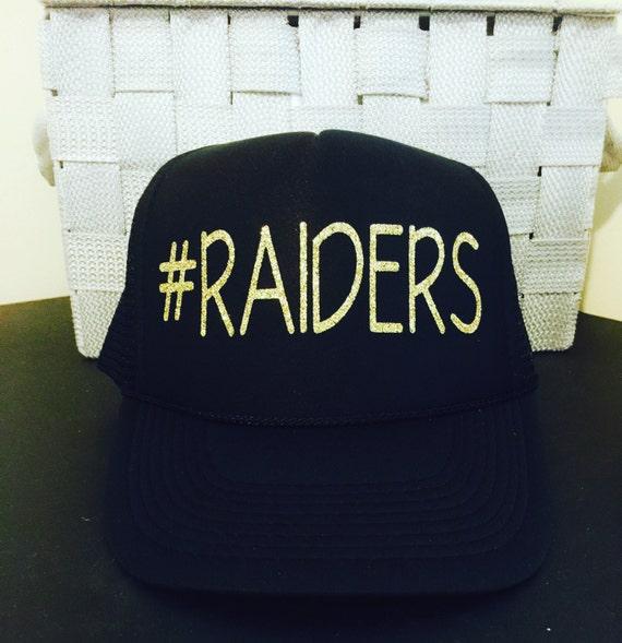 Raiders camionero sombrero NFL equipo camionero sombreros  065c972c569