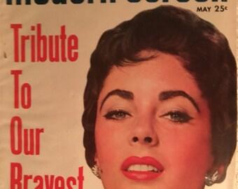 Modern Screen magazine -May 1961