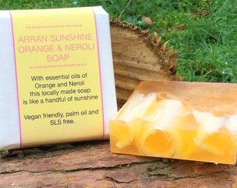 Orange & Neroli Soap Bar