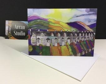 Twelve Apostles, blank greeting card