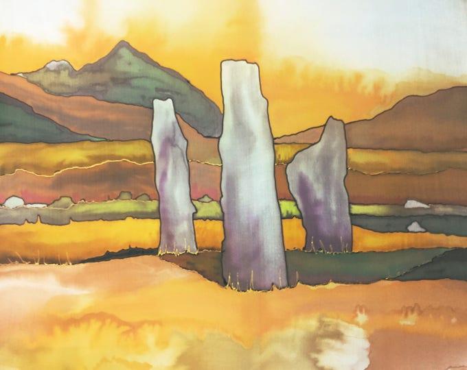 Machrie Standing Stones