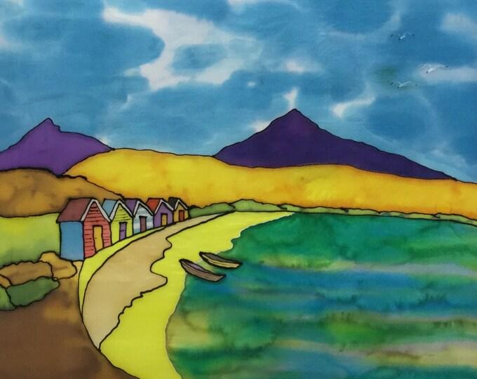 Brodick Beach Huts