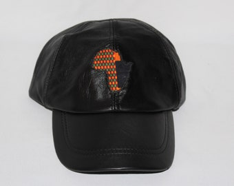 PERO leather hat