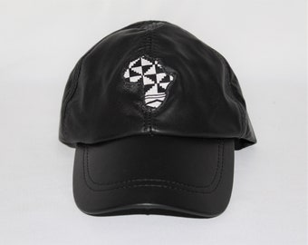 TOKE leather hat