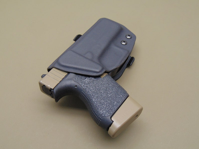 Kydex Outside the Waistband Paddle Holster for the Glock 43 / See Listing  for Details!