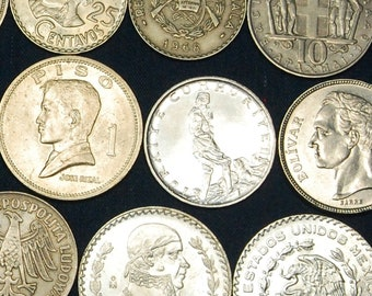 2 Full Pound Lbs Lot of Unsearched World Foreign Coins