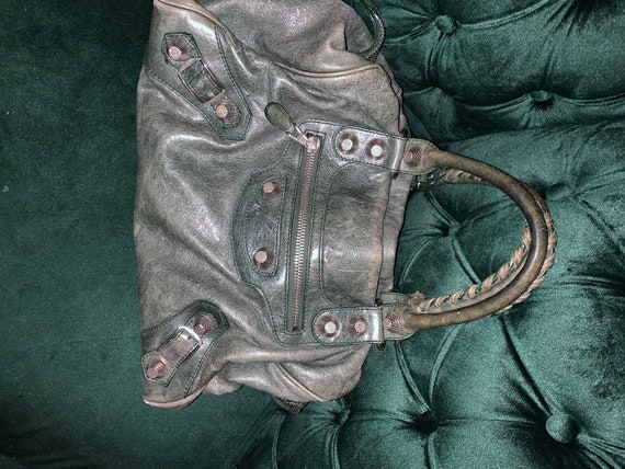 Balenciaga city bag