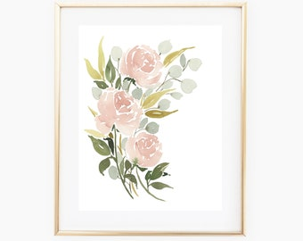 Peony Arch - INSTANT DOWNLOAD