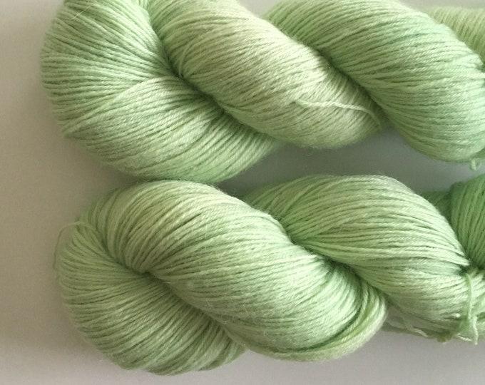 New basic 100% BFL - Blue faced Leicester wool Fingering Pinks - Superwash