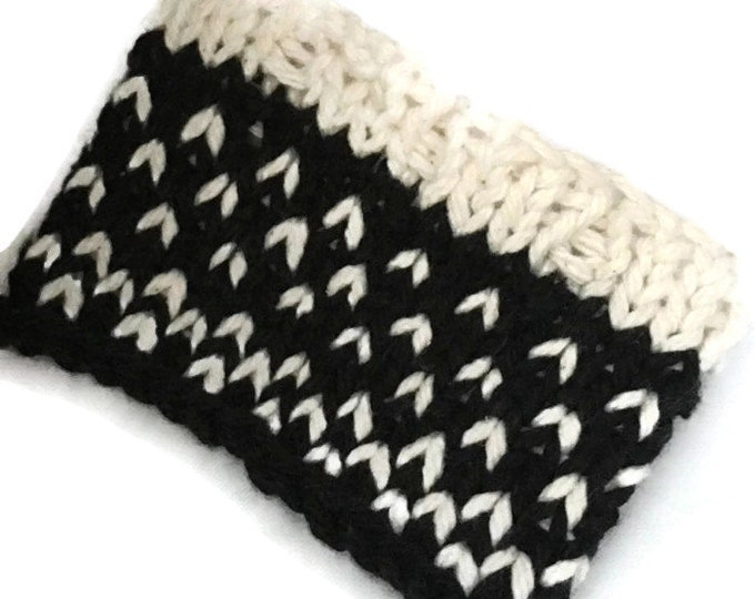 "Sleeve for hot drink ""cozy"" - coffee sleeve - protecting hand"