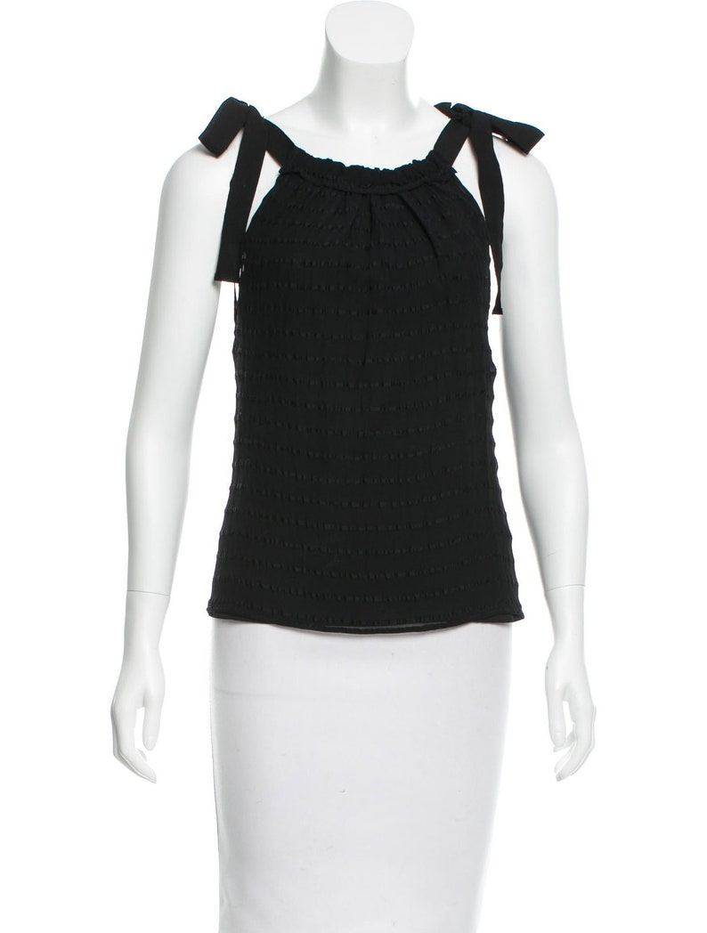 Cacharel shulder strap top see measurements for size