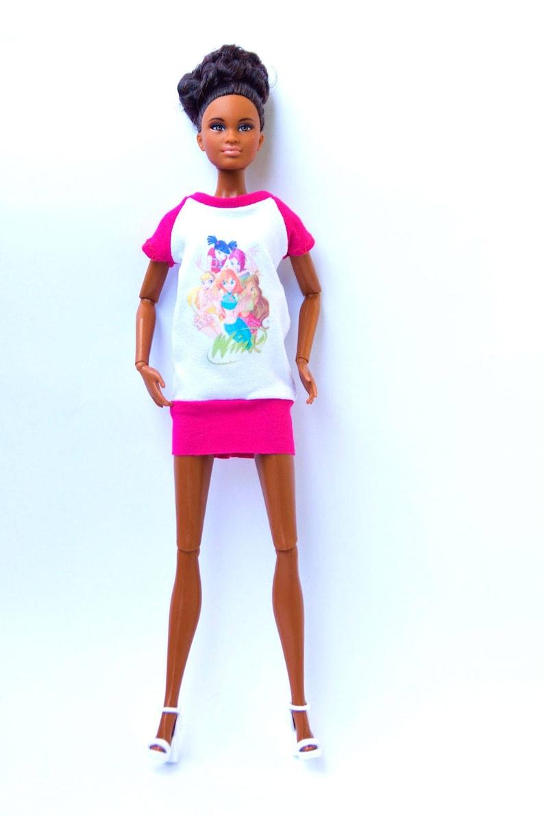 outlet store 7db4b 5d9ed Vestono vestiti di Barbie - Barbie - Barbie bambola 12 ' pollici 12 azione  figura bambola da collezione Fashion Royalty vestiti, bambole in scala 1/6
