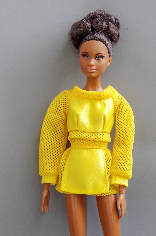 "Handmade ken doll Yellow Sweater clothes for 1//6 ken dolls 12/"" dolls"