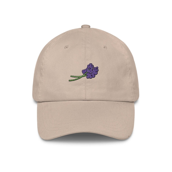 0b6bfb3fc4c49 Lavender coat hat. Unisex. 100% cotton. Hat baseball