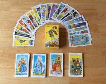 78 tarot card deck/ tarot deck/ tarot cards/ divination cards/ card reading/ fortune telling/ fortune cards/ psychic spell/ moon magic/ love