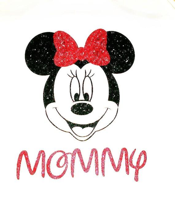 6514c12b4 Disney Iron On Transfers Disney Iron ons for girls Matching | Etsy