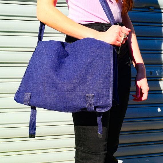 Vintage indigo bag - image 2