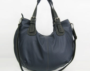 fbff2db0ed Leather HOBO Bag