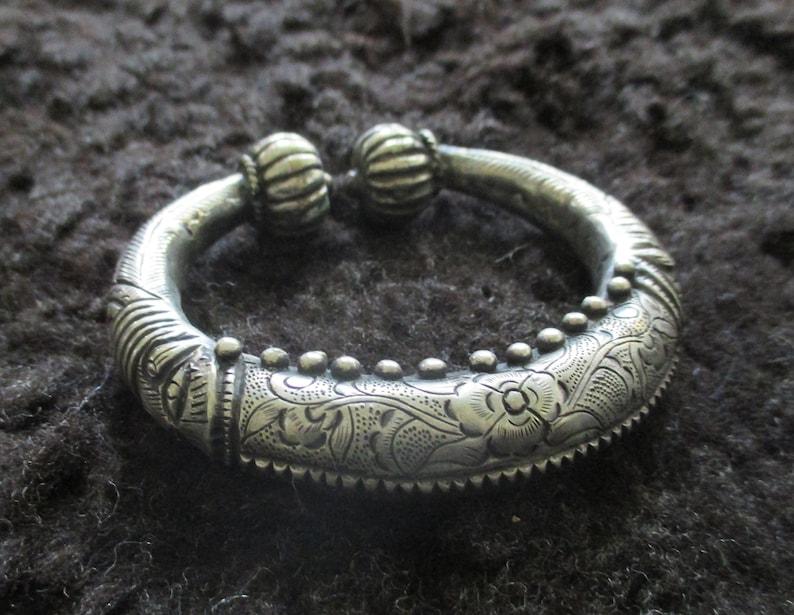 Ancient Miao tribe bracelet