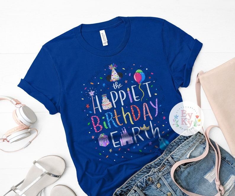 The Happiest Birthday On Earth Place
