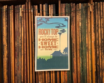 Rocky Top Poster