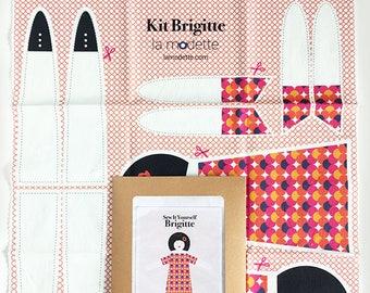 Doll sewing kit blanket - Brigitte