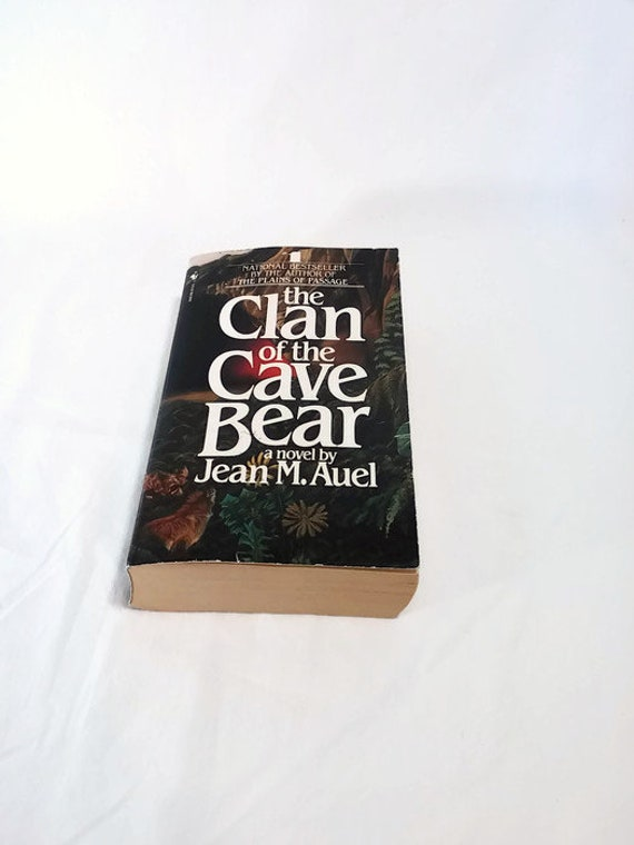 the clan of the cave bear auel jean m